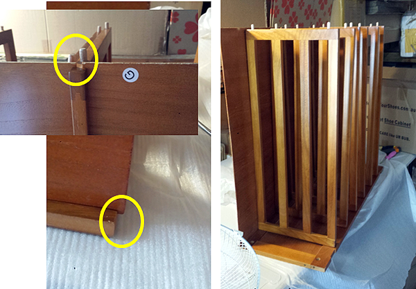 Shoes Cabinet Assembly – Step By Step Guide