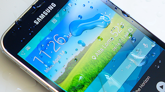Fixed Samsung Galaxy S5 Screen Replacement
