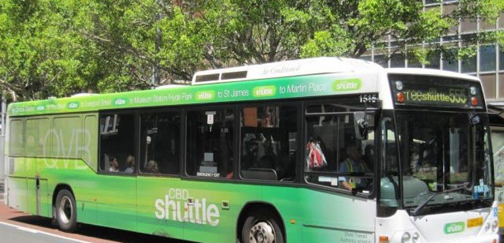 CBD Shuttle 1
