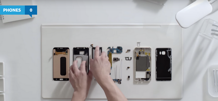 Samsung releases a beautifully shot 'inboxing/unboxing' video of the Galaxy S6 edge+
