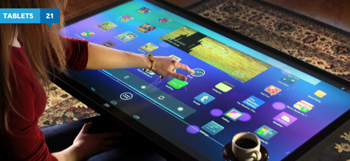 Exclusive: Samsung is working on a huge Android tablet with an 18.4-inch display