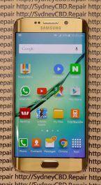 Broken Galaxy S6 Edge 5 is Fixed