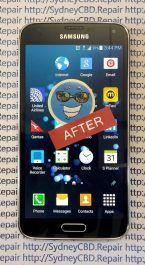 Fixed Galaxy S5 Glass 2