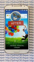 Fixed Galaxy S4 AMOLED 5