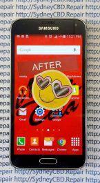 Fixed Galaxy S5 LCD 1