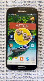 Fixed Galaxy S4 AMOLED 3