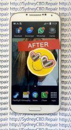 Fixed Galaxy S4 AMOLED 1