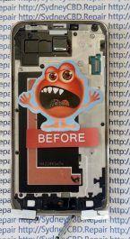 Before Samsung Galaxy S5 Screen Repair