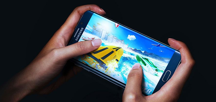 [Video] Hands-On the Galaxy S6 edge+