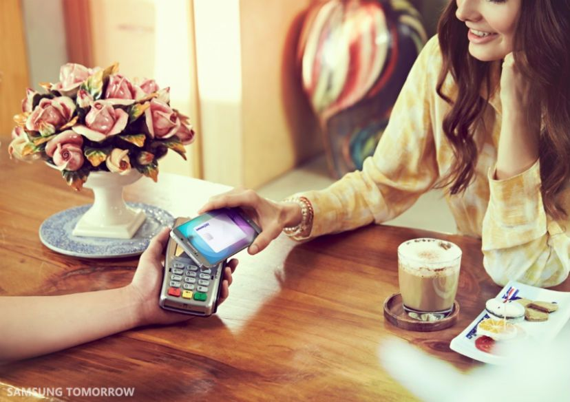 Samsung Announces Launch Dates for Groundbreaking Mobile Payment Service: Samsung Pay