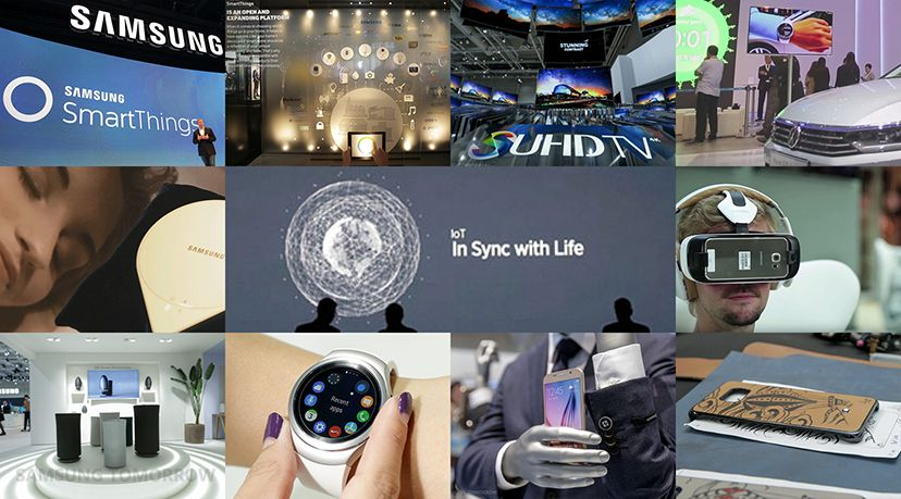 10 Coolest Things From Samsung at IFA 2015