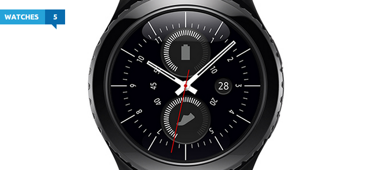 Samsung unveils Gear S2 and Gear S2 classic smartwatches with circular Super AMOLED displays