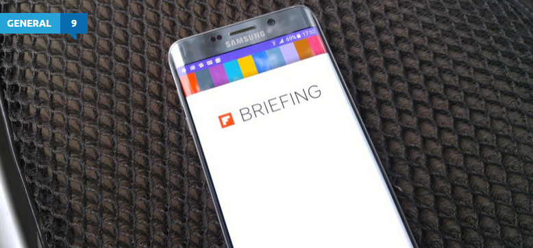 samsung is working on its own curated news app for galaxy