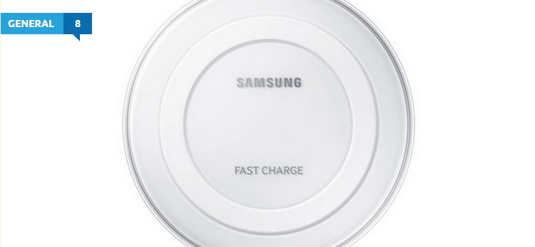 Samsung's new fast wireless charger has a fan inside