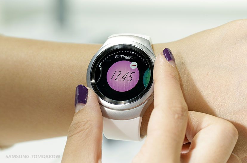 First Look: The Gear S2