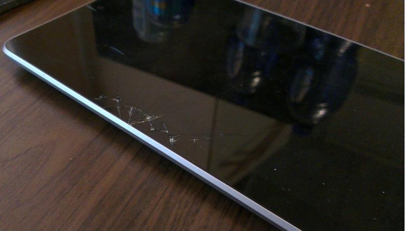 Broken Google Nexus 7 (2012 Version)
