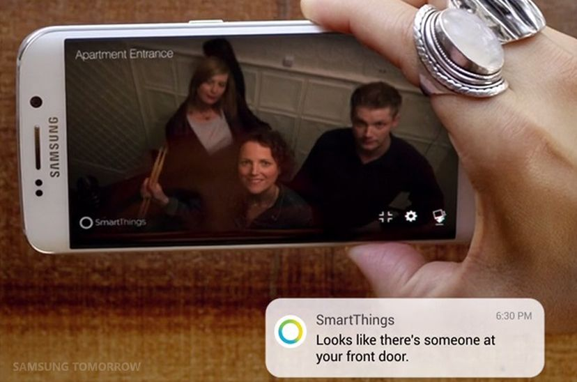 SmartThings: Bringing Your Home to Life