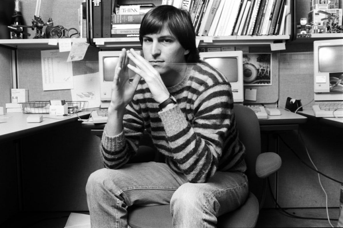 Steve Jobs man in the machine 3