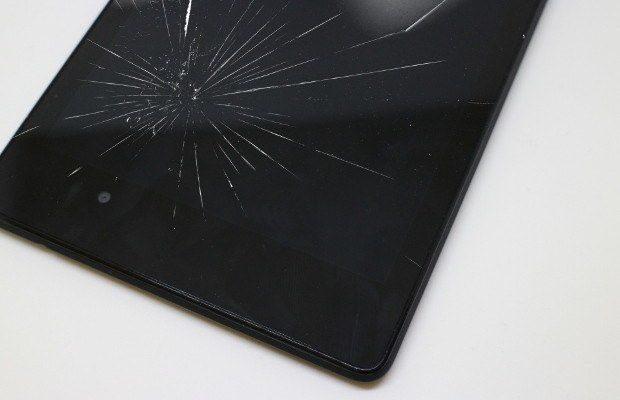Broken Google Nexus 7 (2013 Version)