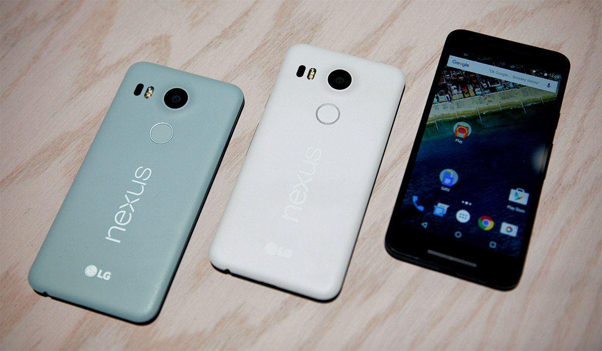 Google and LG's 5X is the Nexus for the rest of us