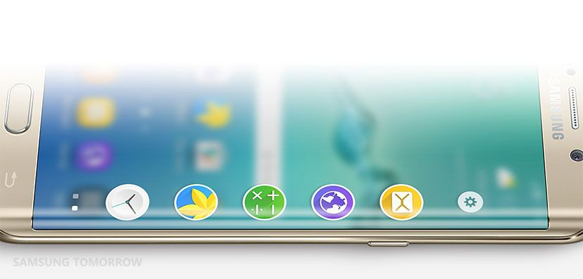 [Tutorial] How to Customize the Edge Screen of the Galaxy S6 edge+