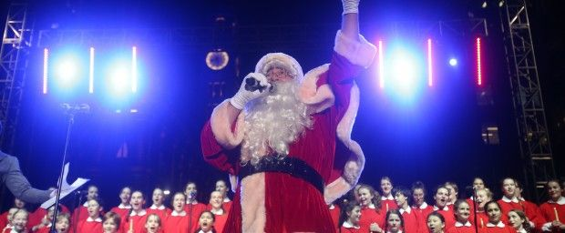 Thirty great days of Christmas in Sydney