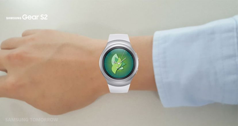 Try Out the Samsung Gear S2 Virtually with the Gear S2 Experience App