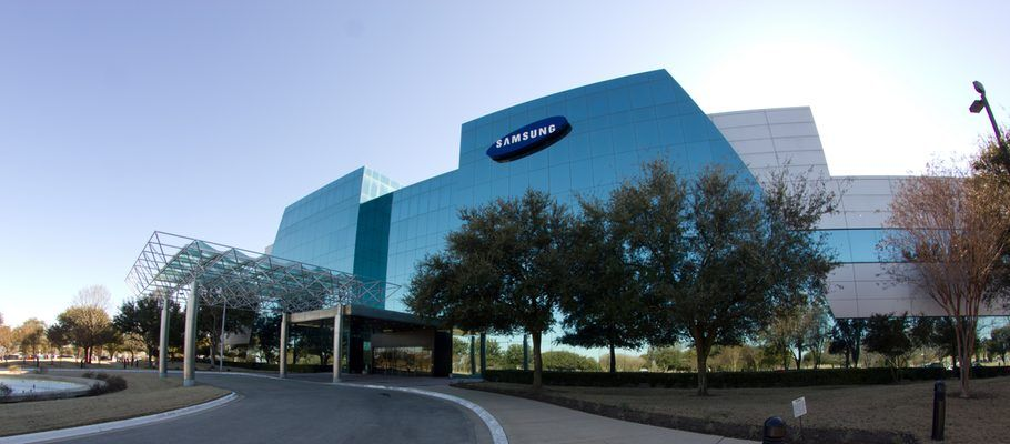 Samsung Chip Plant Feature