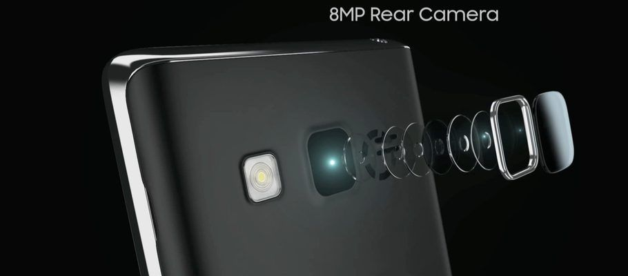 Samsung Z3 Camera Feature