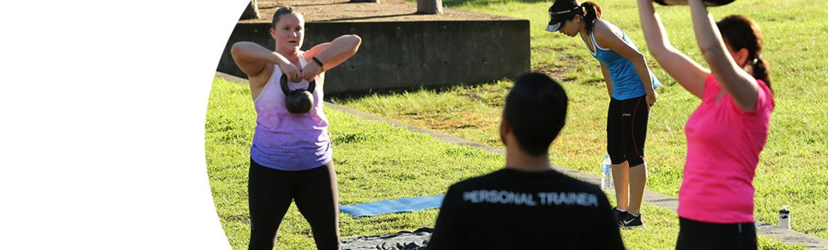 Outdoor Fitness Training Voluntary Code of Conduct