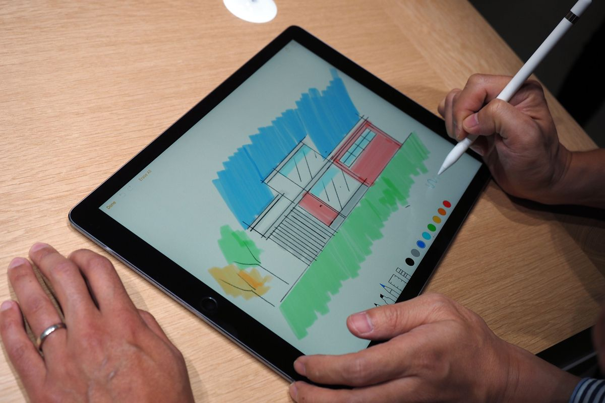Apple's iPad Pro may go on sale November 11th