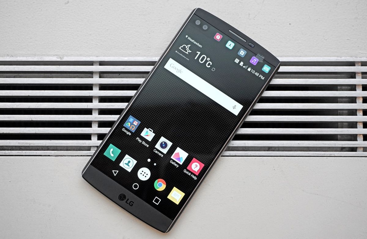LG throws its hat into the crowded mobile payment game
