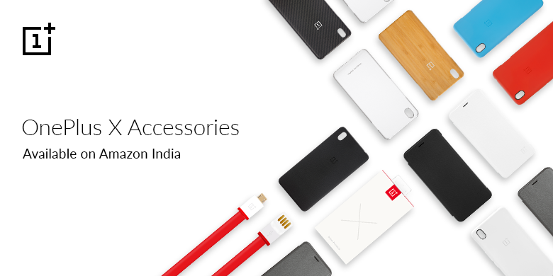 Official Accessories for the OnePlus X are now here! Go chic!