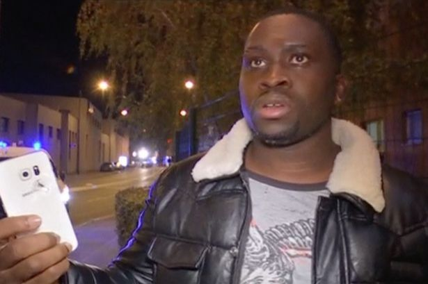 Paris phone 2