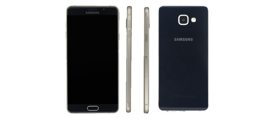 Leaked images of Samsung Galaxy A7 successor show a Galaxy S6-like design