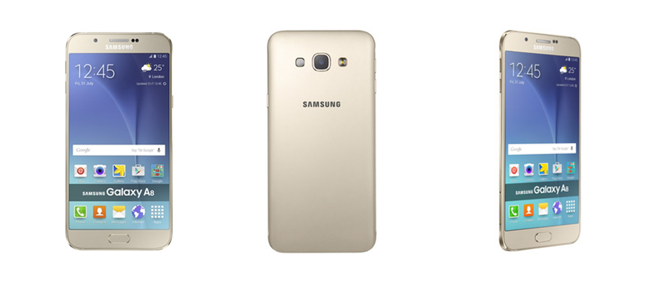 Samsung Galaxy A8 Feature