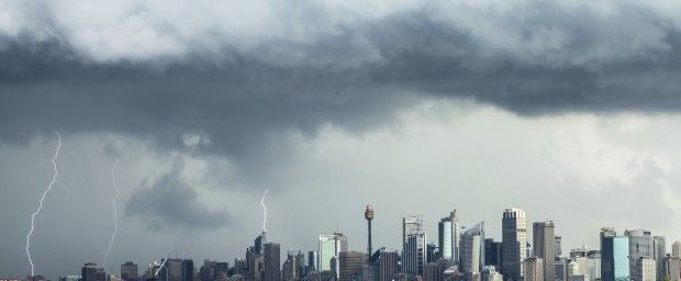 Report backs Sydney's action against extreme weather threat