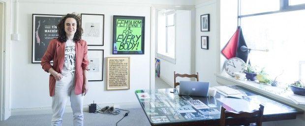 Affordable lifeline for emerging artists