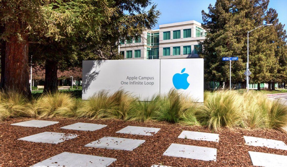apple hq shutterstock