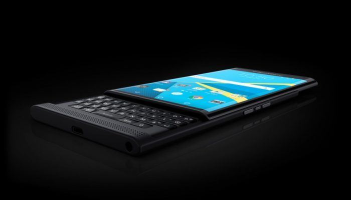 blackberry priv angle