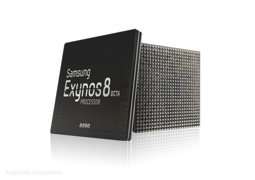 exynos 8 octa 8890