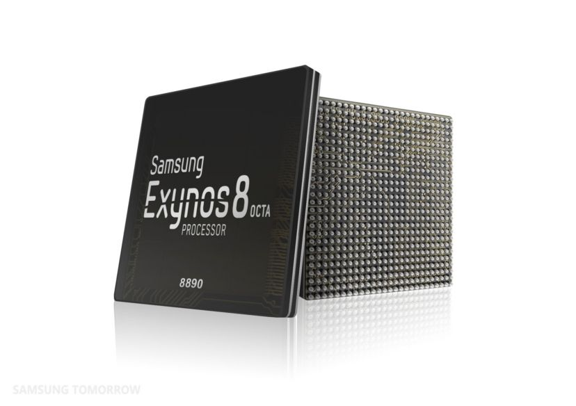 Samsung officially unveils 64-bit Exynos 8 Octa 8890 processor