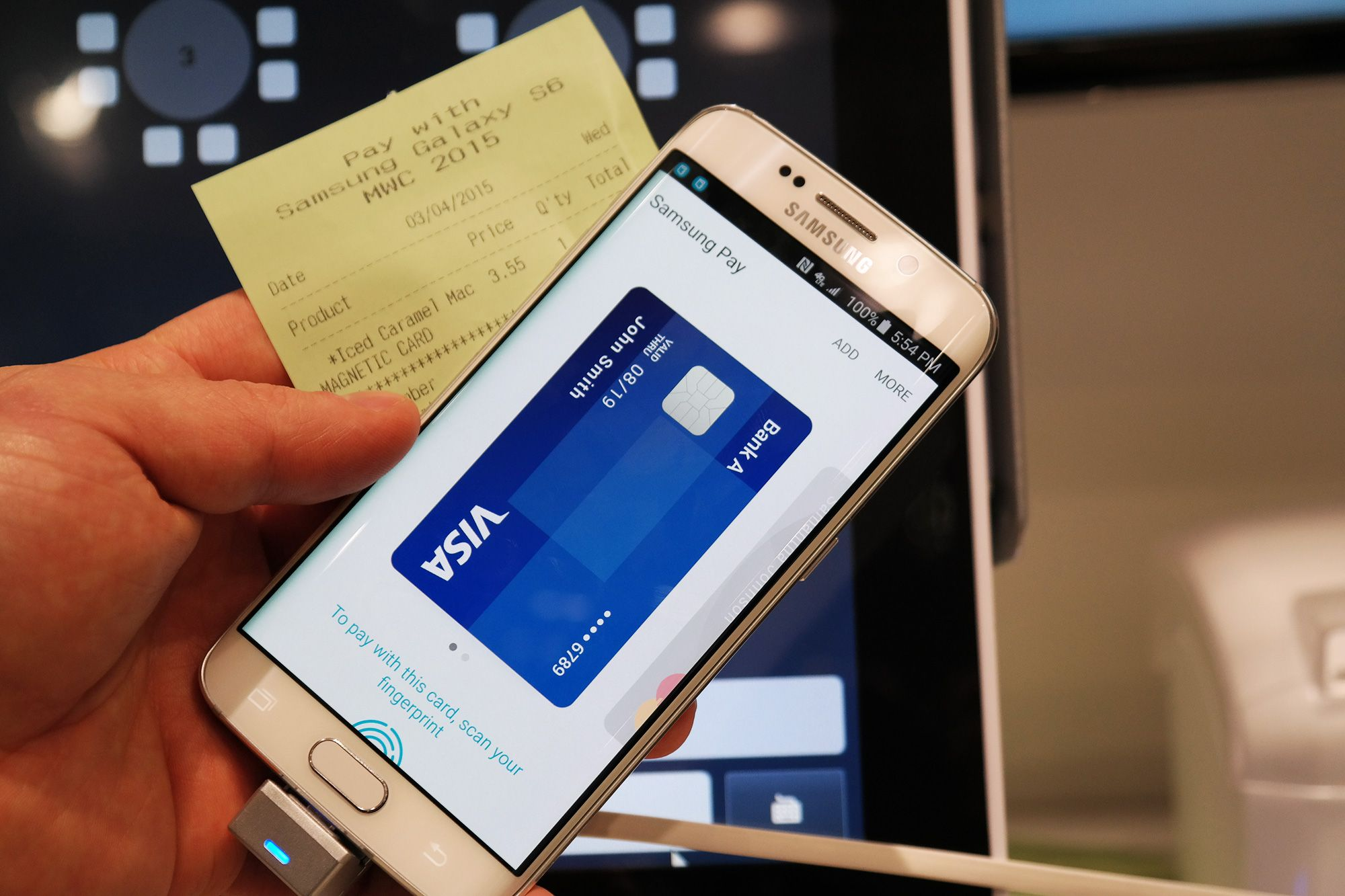 Samsung Pay now supports eight more credit and debit card issuers