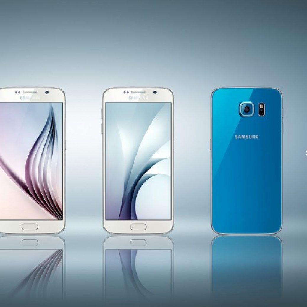 Samsung Galaxy S6 Topaz Blue Feature