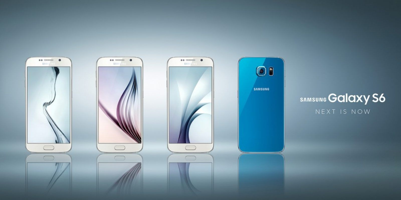 Samsung Galaxy S6 Topaz Blue Feature