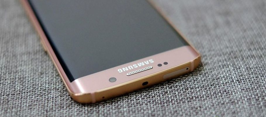 China gets the Galaxy S6 edge+ in Pink Gold