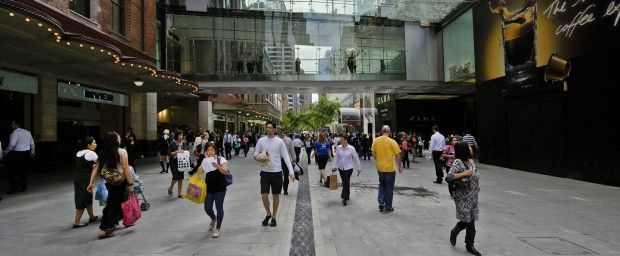 Free activations support Pitt Street Mall retailers