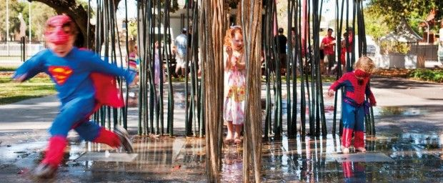 Sydney is the playground for school holiday fun