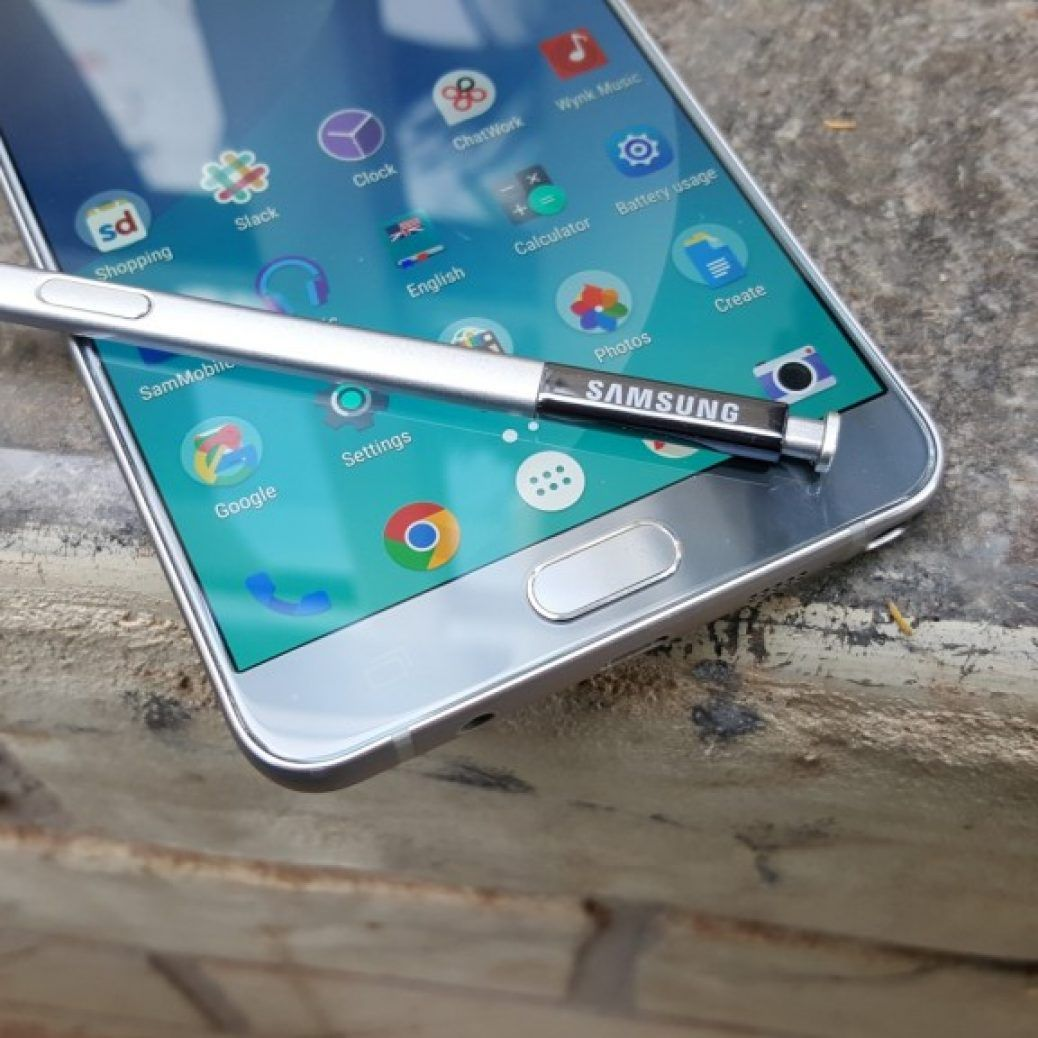 note 5 review two months 1