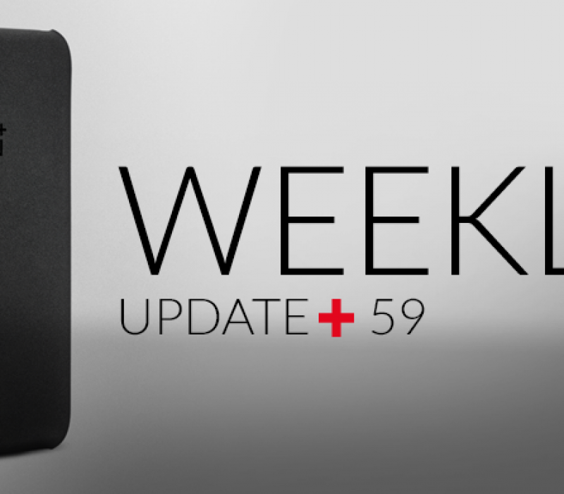 OnePlus India Weekly Update 59